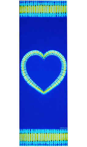 "Indigo Spirit  ""Live in Love"" Eco Yoga Mat"