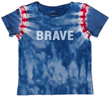 American Red White & Blue Brave Petit Punch