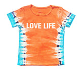 Love Life Orange Sunkissed  Shirt