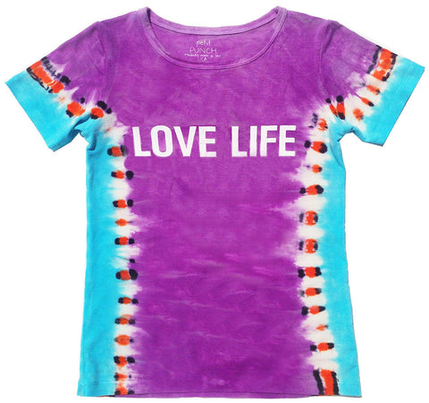 Love Life Purple T-Shirt