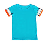 Turquoise Love Heart Shirt