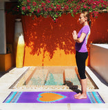 Lavender Bliss  Eco Yoga Mat