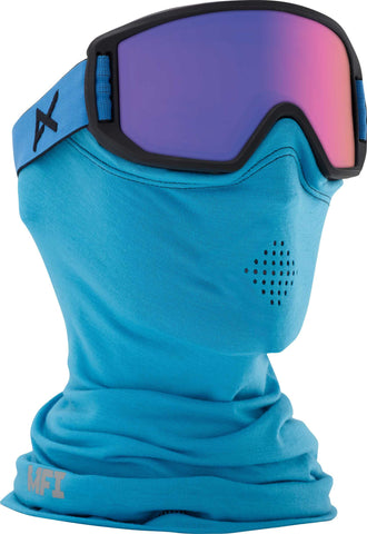 Anon Relapse JR Goggle with MFI - Purple/Pink Amber Lens
