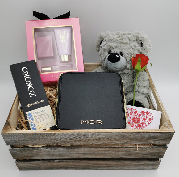 Deluxe MOR Luxuries Hamper