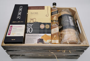 Deluxe Johnnie Walker Hamper