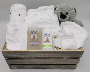 Premium Baby  Hamper - Neutral