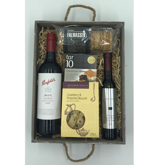 Pemium Wine Hamper -Penfolds Max's