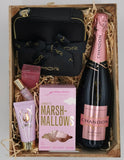 Pretty In Pink - Chandon Rosé, MOR Luxuries & Marshmallows