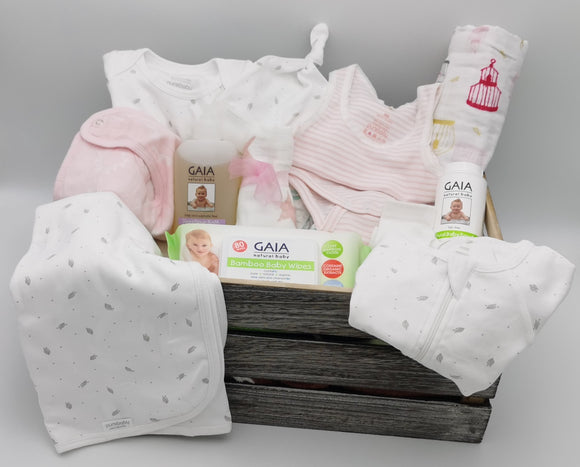 Ultimate Baby Hamper - Baby Pink