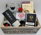 Lovers Chocolate Hamper