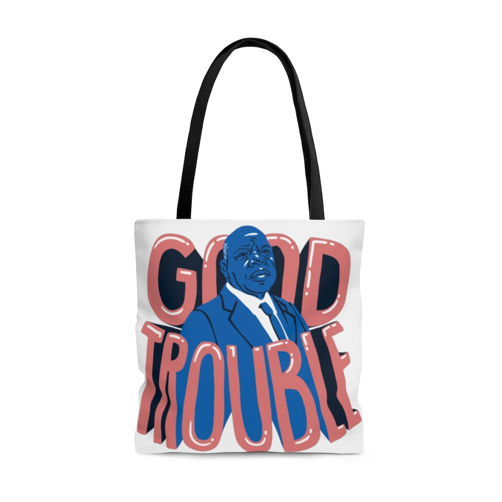 Good Trouble John Lewis Tote Bag