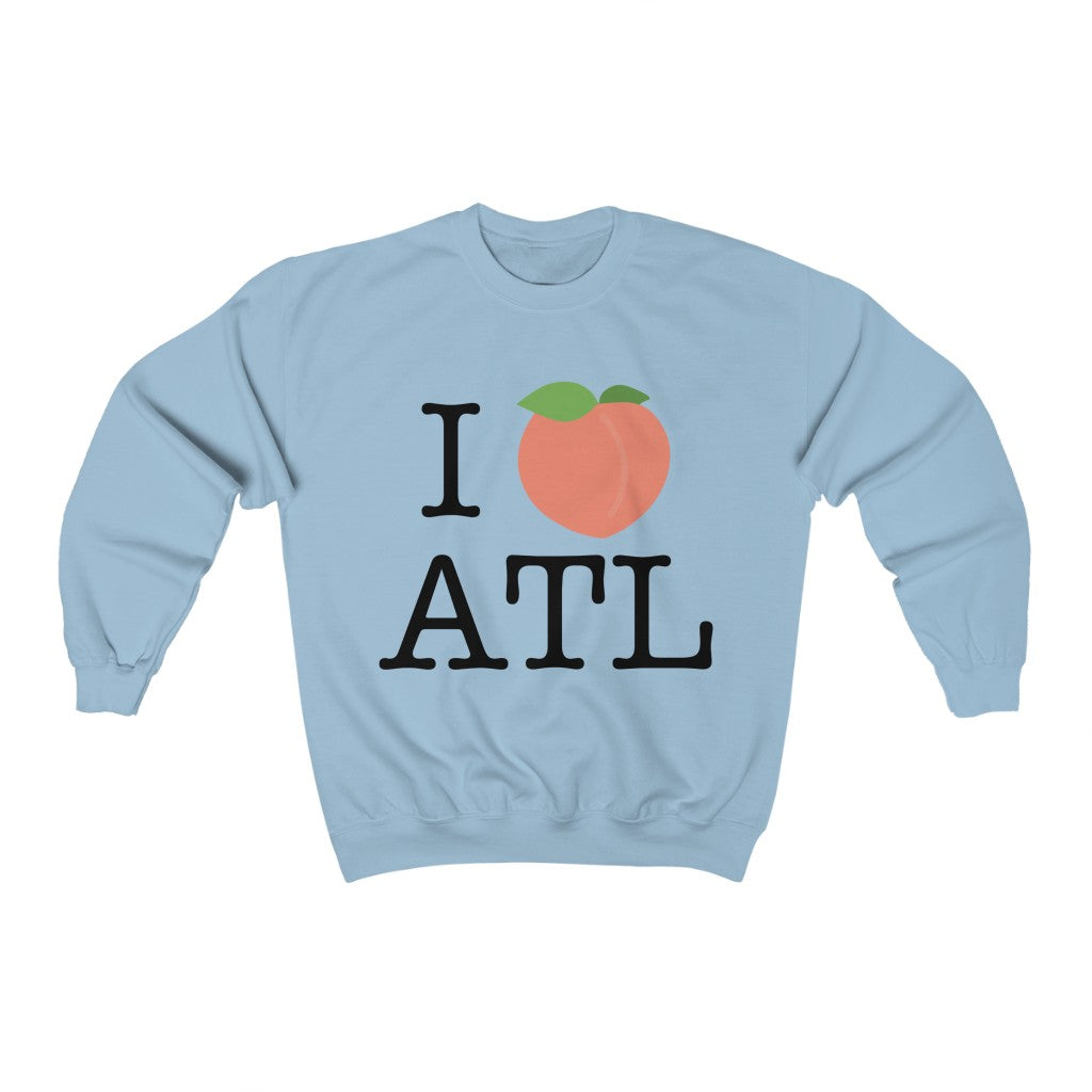 I Peach ATL Sweatshirt