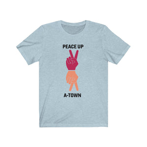 Peace Up A-Town Tee