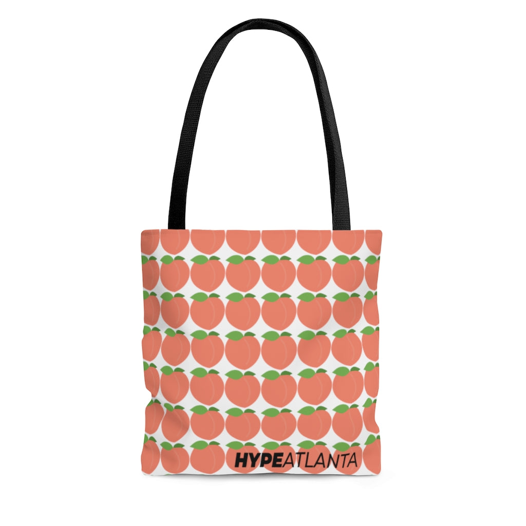HypeAtlanta Peaches Tote Bag