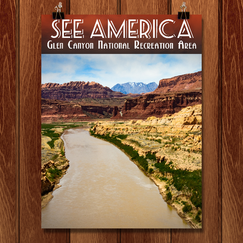 Glen Canyon National Recreation Area (Lake Powell) by Zachary Frank for See America - 1