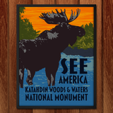 Katahdin Woods & Waters National Monument by Mark Forton for See America - 2