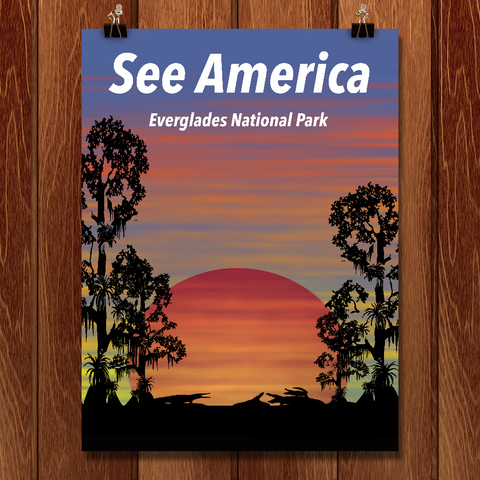 Everglades National Park See America Post by Junho Park for See America - 1