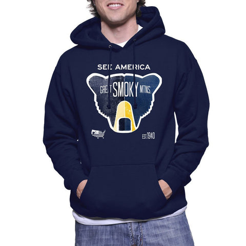 Great Smoky Mountains National Park Hoodie by Matt Brass for See America