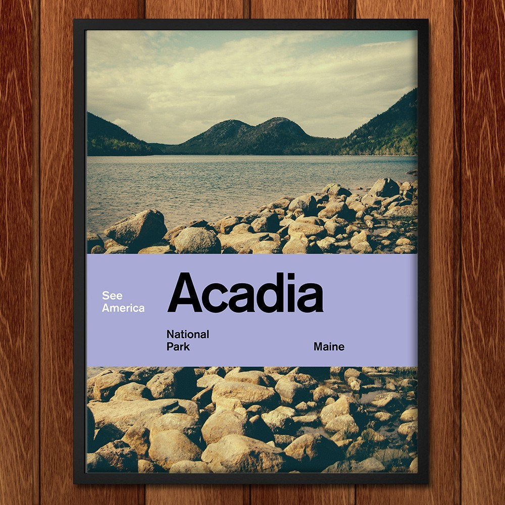 Acadia National Park by Brandon Kish for See America - 2