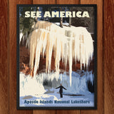 Apostle Islands National Lakeshore by Marshia Crowley for See America - 2