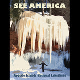 Apostle Islands National Lakeshore by Marshia Crowley for See America - 3