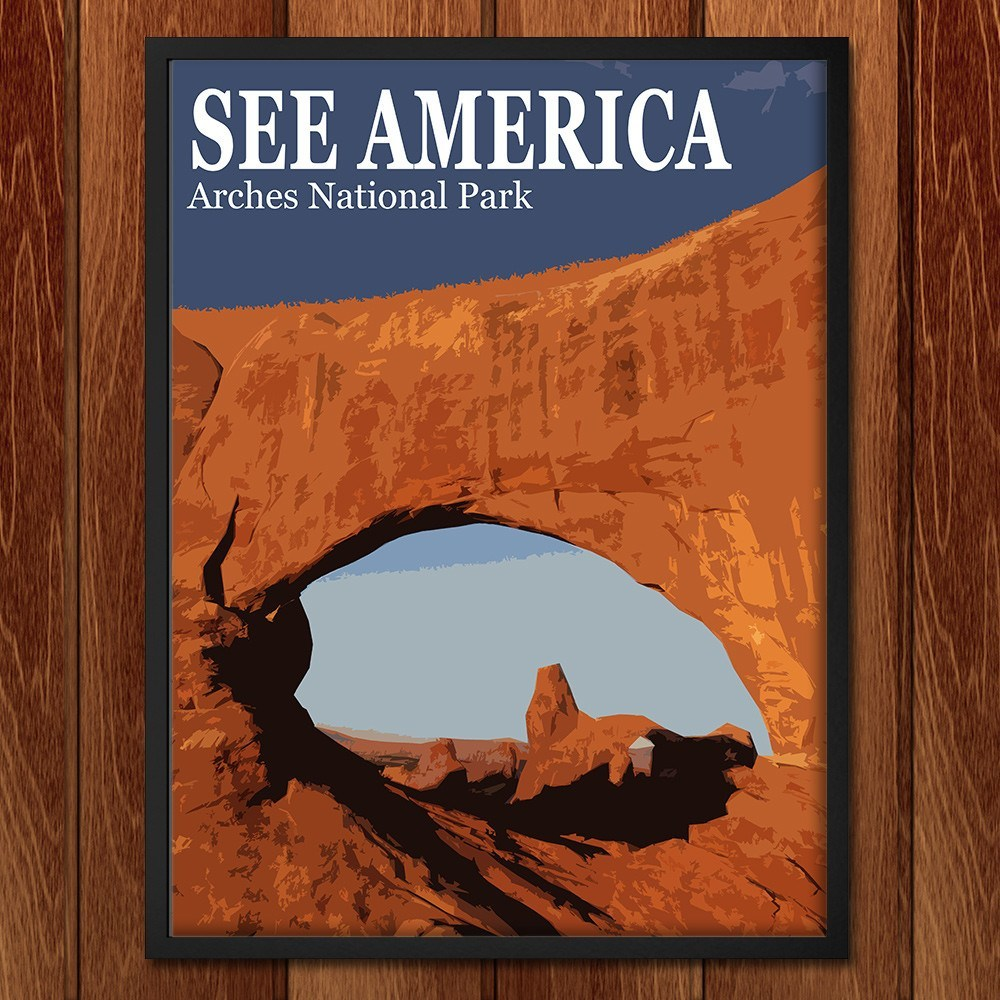 Arches National Park by Bill Vitiello for See America - 2