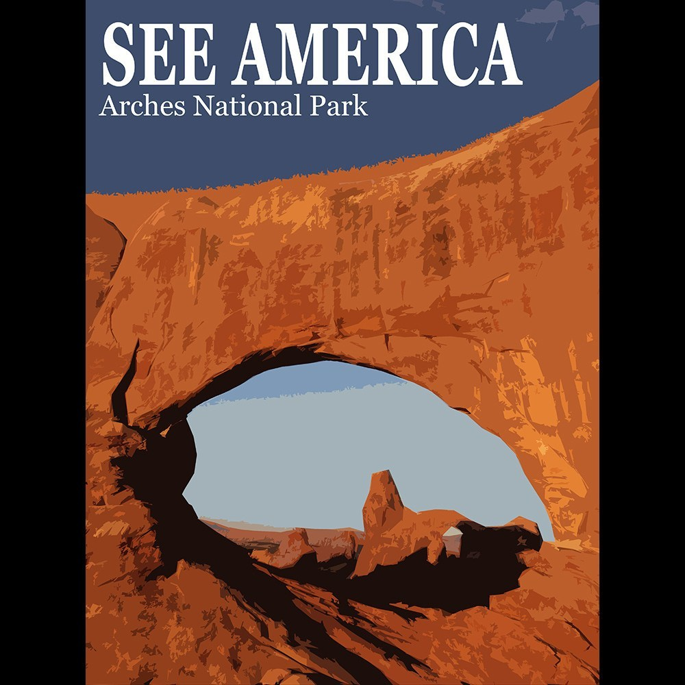 Arches National Park by Bill Vitiello for See America - 3