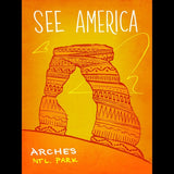 Arches National Park by Kendall for See America - 3