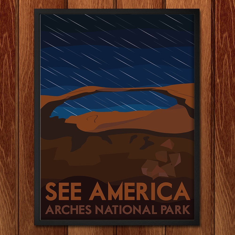 Arches National Park by Liz Cook for See America - 2