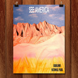 Badlands National Park by Bryan Bromstrup for See America - 1