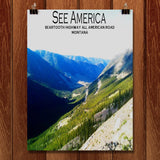 Beartooth Highway by Bryan Bromstrup for See America - 1