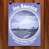 Boston Harbor Islands National Recreation Area 2 by Eitan S. Kaplan for See America - 1
