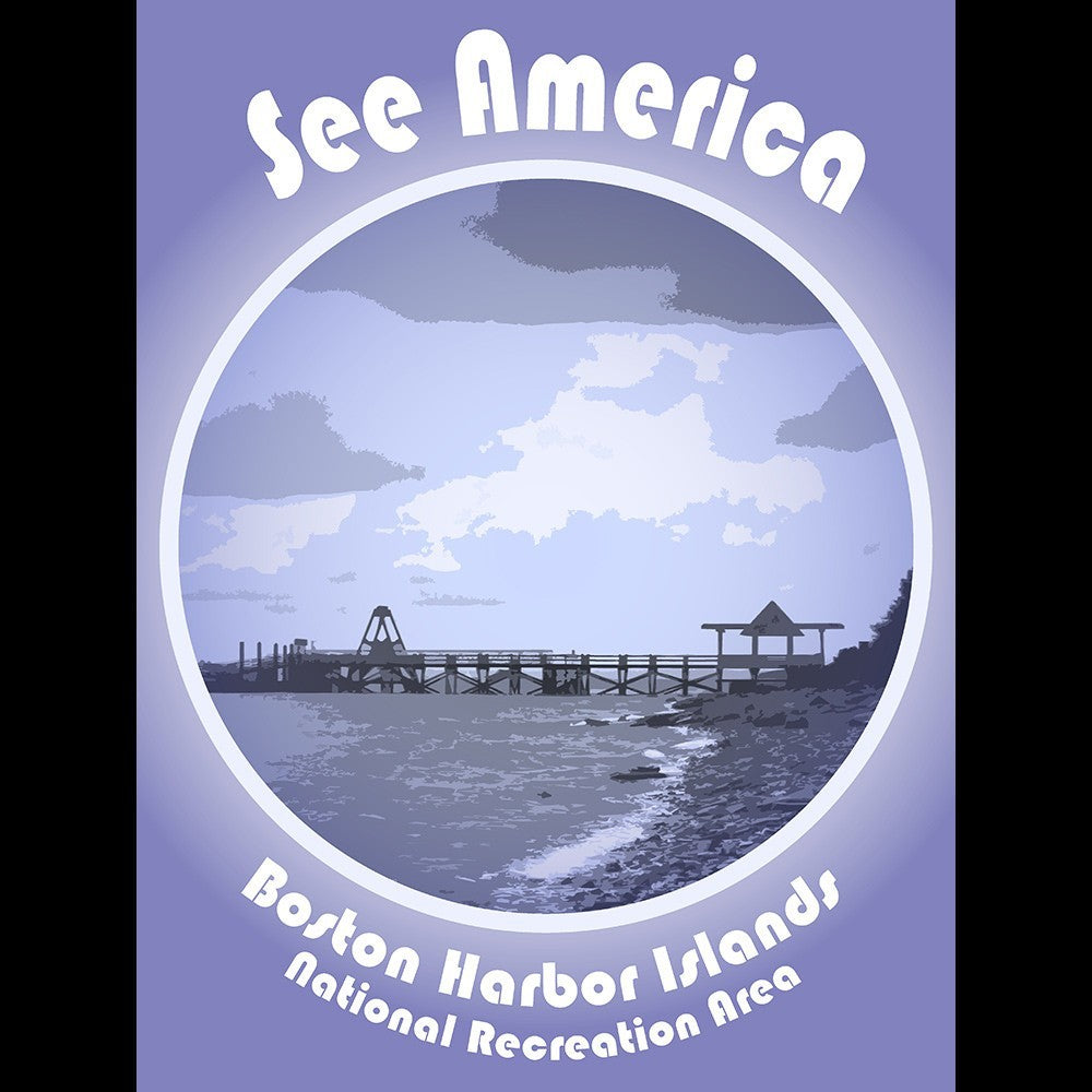 Boston Harbor Islands National Recreation Area 2 by Eitan S. Kaplan for See America - 3