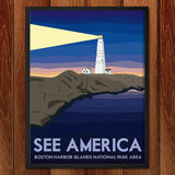 Boston Harbor Islands National Recreation Area by Liz Cook for See America - 2
