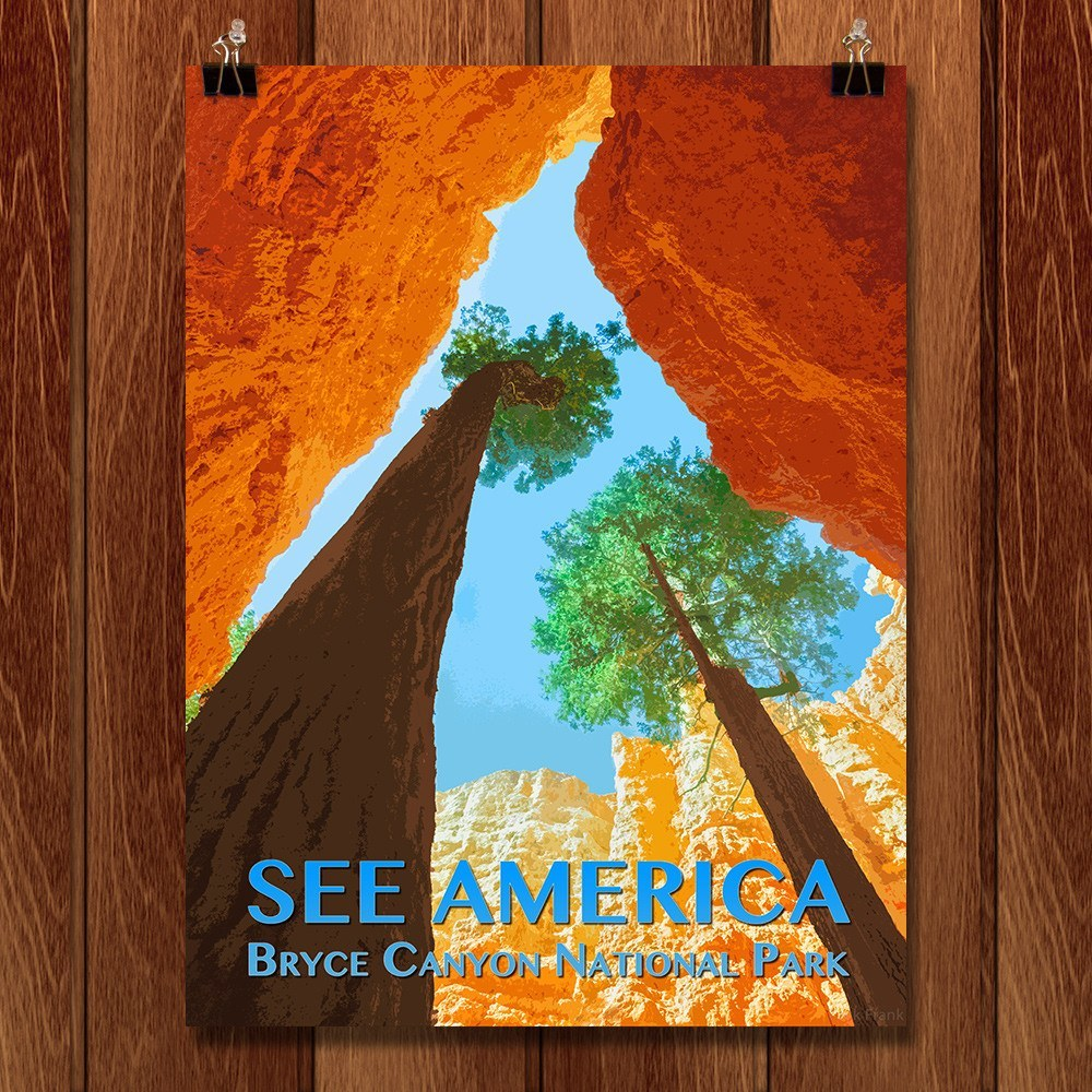 Bryce Canyon National Park by Zack Frank for See America - 1