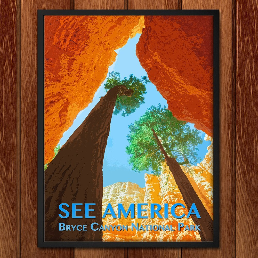 Bryce Canyon National Park by Zack Frank for See America - 2
