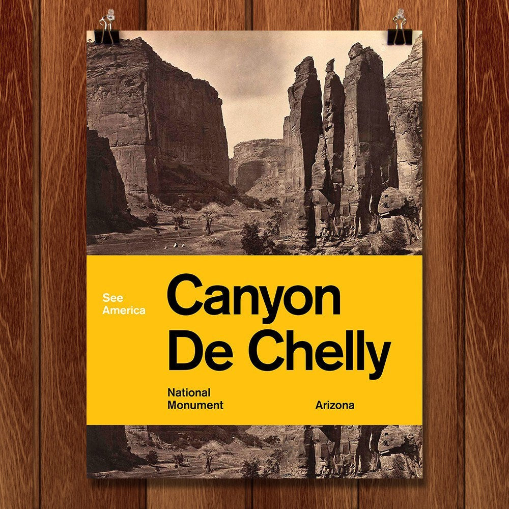Canyon de Chelly National Monument by Brandon Kish for See America - 1