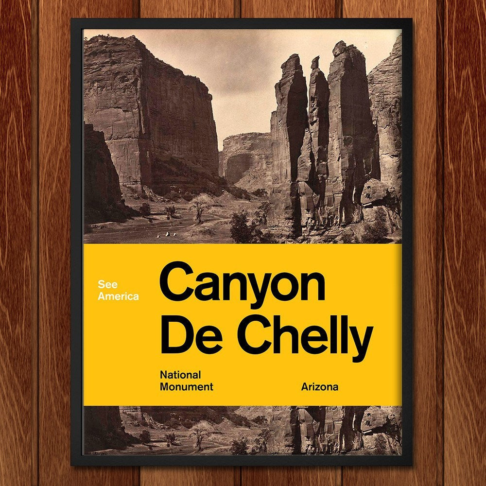Canyon de Chelly National Monument by Brandon Kish for See America - 2