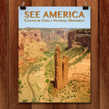 Canyon de Chelly National Monument by Zack Frank for See America - 1