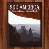 Canyonlands National Park by Bill Vitiello for See America - 2