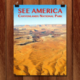 Canyonlands National Park by Zack Frank for See America - 1