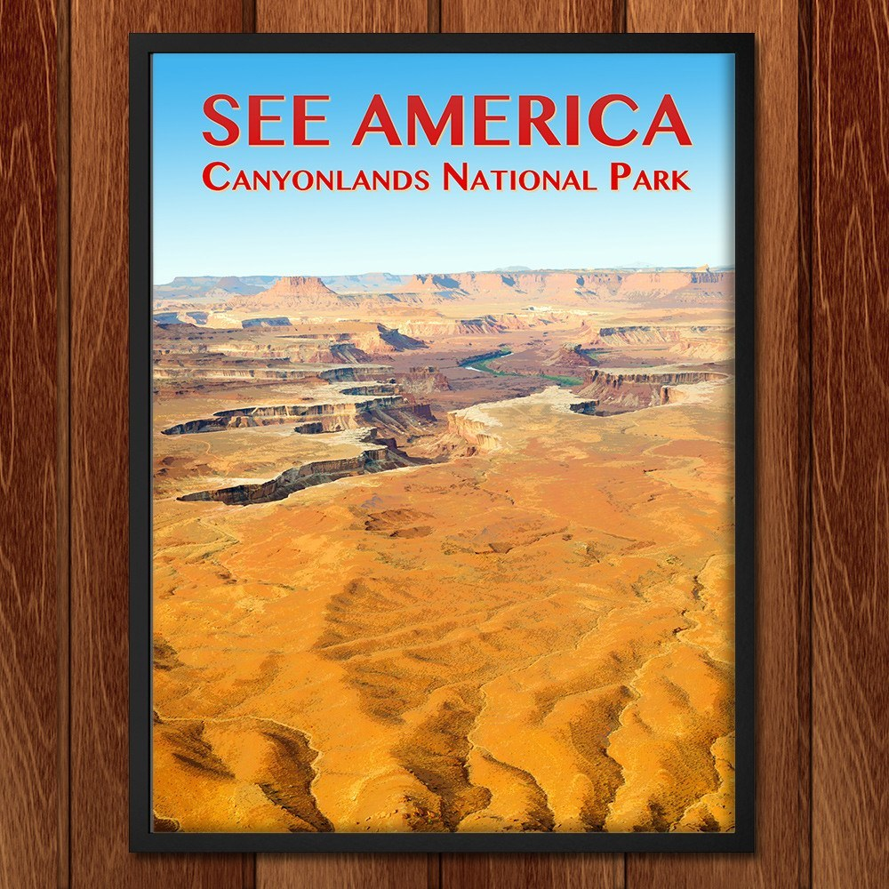 Canyonlands National Park by Zack Frank for See America - 2