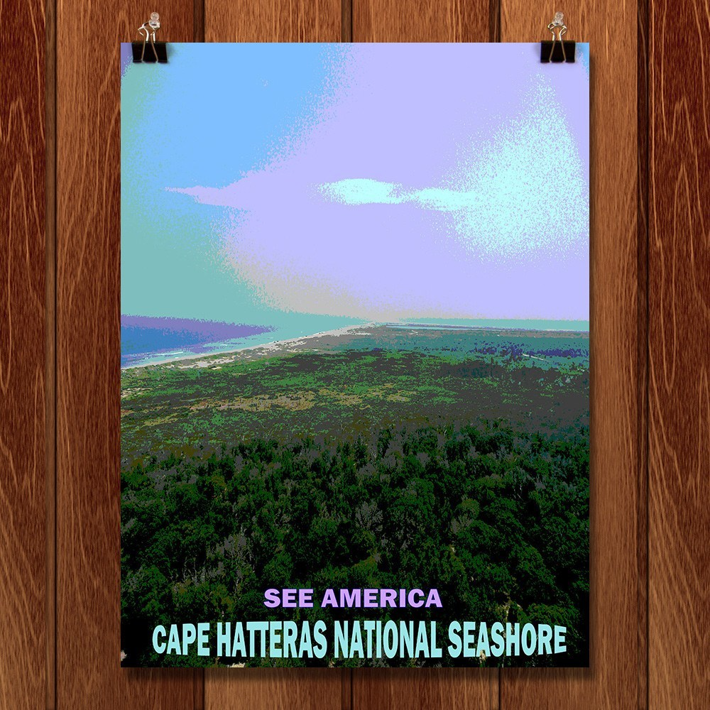 Cape Hatteras National Seashore by Bryan Bromstrup for See America - 1