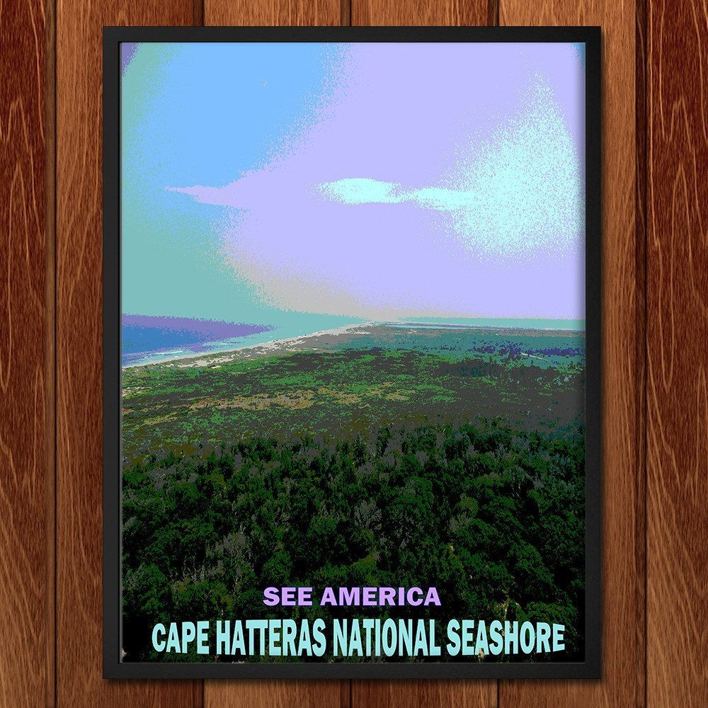 Cape Hatteras National Seashore by Bryan Bromstrup for See America - 2