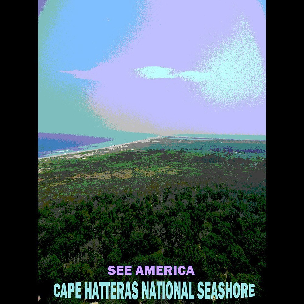 Cape Hatteras National Seashore by Bryan Bromstrup for See America - 3