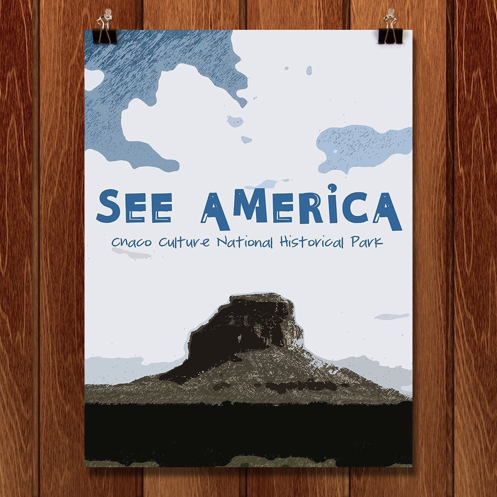 Chaco Culture National Historical Park by Kaitlyn for See America - 1