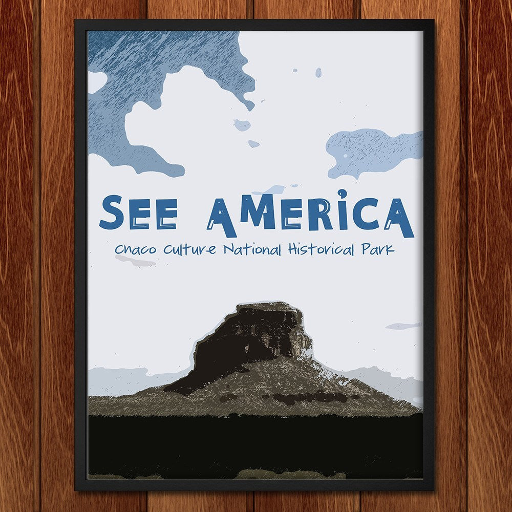 Chaco Culture National Historical Park by Kaitlyn for See America - 2
