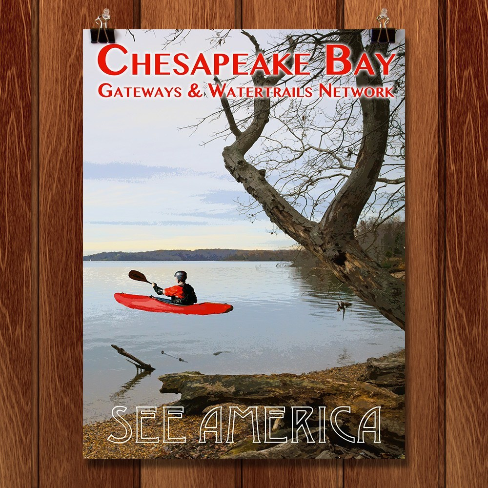 Chesapeake Bay Gateways Network by Zack Frank for See America - 1