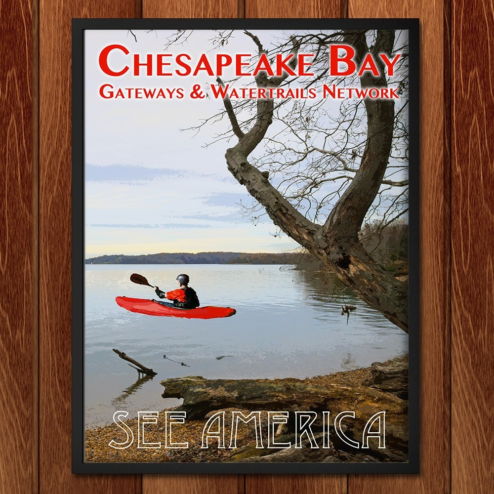 Chesapeake Bay Gateways Network by Zack Frank for See America - 2