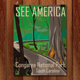 Congaree National Park by Kara Gunter for See America - 1
